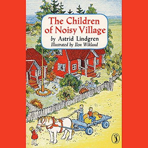 Children of the Noisy Village audiobook cover art