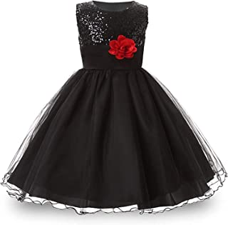 Surprise S 2-14Yrs Teenage Clothing Christmas Dress Princess Wedding Dress Sleeveless for Girls Clothes