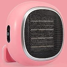Ventilador de aire 600W 1000W Mini calentador eléctrico portátil caliente espacio de Ministerio del Interior del calentador del invierno del ventilador del radiador calentador de aire Estufa Calentado