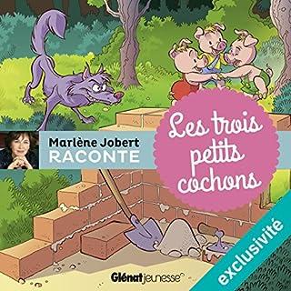 Page de couverture de Les trois petits cochons