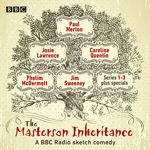 The Masterson Inheritance: Series 1-3 Plus Specials cover art