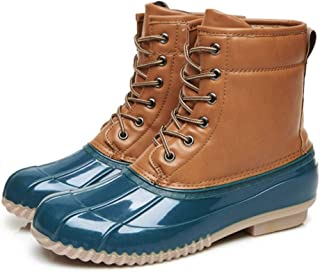 MEIGUIshop Rain Boots - Fashion Waterproof Non-Slip Tube Boots rain Boots