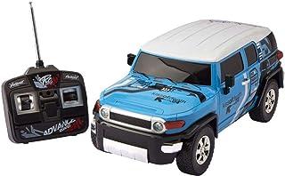 Best toy FJ cruiser car R/C recharger- blue , 10-23588