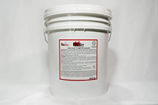 Fire-Poof Flameproofing Clear Liquid Spray for Fabric and Raw Wood in 5 Gallon Container