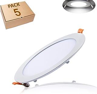 LED Decken Aufbau Panel Einbau Leuchte 70W Büro Beleuchtung Lampe neutral-weiß