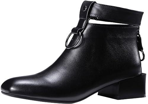 CXQ-Bottes QIN&X Stiletto Femmes Hauts Talons Chaussures Chaussures Bottillons Courts