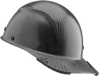 Lift Safety DAX BLACK MATTE CAP hard hat with 6 point suspension
