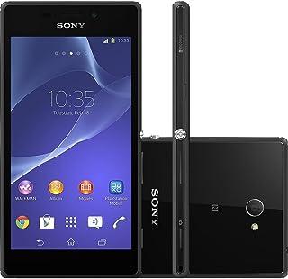 XPERIA M2 AQUA Sony 8GB PRETO Seminovo