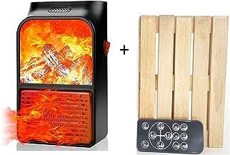 calefactor pequeño portatil de baño, calefactor de bajo consumo, calefactor electrico 3D, calefaccion invierno, Estufa pequeño