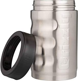 Grizzly Grip Can Cup Stainless 12 oz. Silver