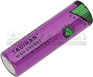 Tadiran TL-5903/S AA-Size 2.4 Ah High Capacity MBU 3.6V Lithium Battery(Counts 1)