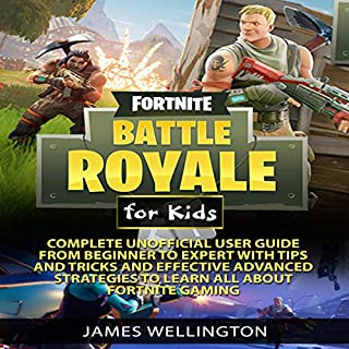 Fortnite Battle Royale for Kids cover art