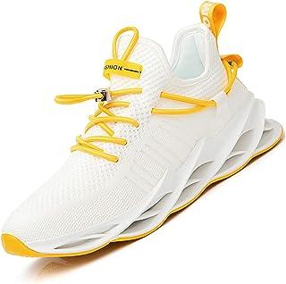Bambas Running Hombre Casual Gimnasio Tenis Trail Correr Zapatillas DeportivasGym Trekking Calzado Zapatos