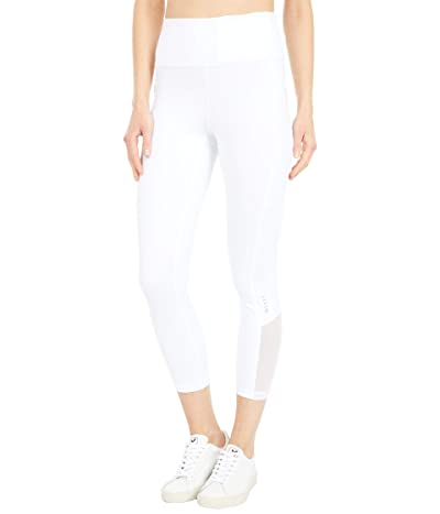 Fila Damaria 3/4 Leggings (White) Women