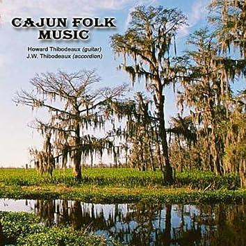 Cajun Folk Songs (Accordion & Guitar)
