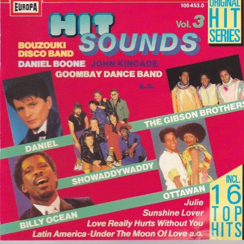Daniel Boone, Bouzouki Disco Band, Ottawan, Taco, Daniel