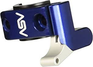 ASV Inventions RCH05-B Blue Front Brake Rotator Clamp with Integrated Hot Start