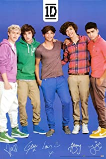 Best one direction custom poster Reviews
