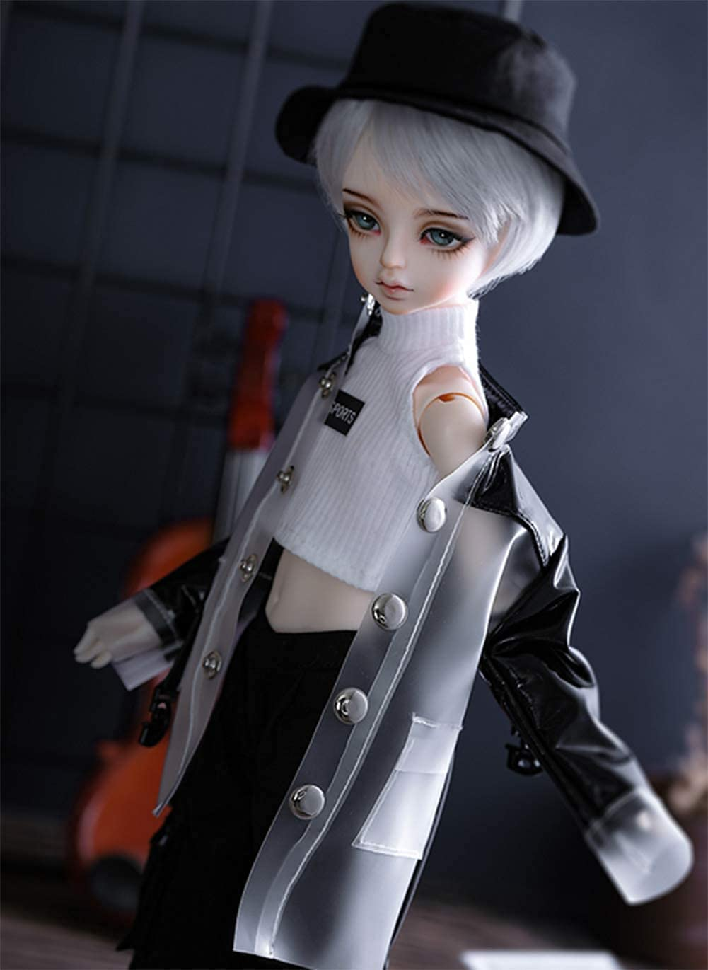 NIHE 16 Inch Ball Jointed Doll 41.5 Factory outlet Handsome 40% OFF Cheap Sale 4 BJD cm Boy 1