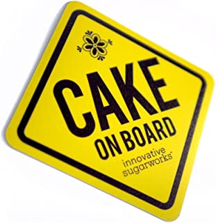 Best cake on board window sign Reviews