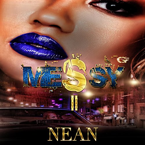 Messy 2 audiobook cover art