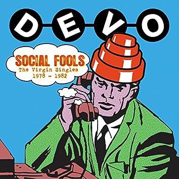 Social Fools: The Virgin Singles 1978 - 1982