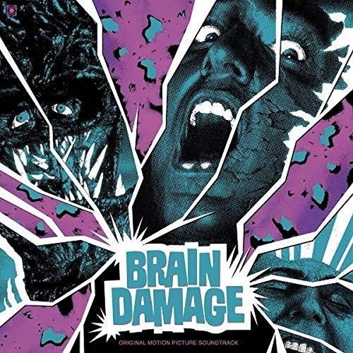 Brain Damage (Original Motion Picture Soundtrack) [Disco de Vinil]