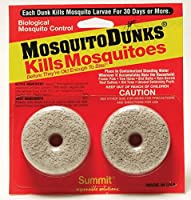 Mosquito Dunks Summit Chemical MDSMC10212 Mosquito Dunks 2s by SUMM