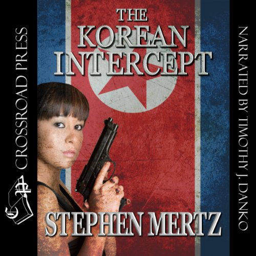 The Korean Intercept audiobook cover art