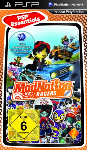 ModNation Racers [Essentials] - [Sony PSP]