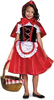 little red riding hood costumes for toddlers