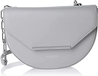 Ted Baker Womens Crossbody Bag, Light Grey - 158867