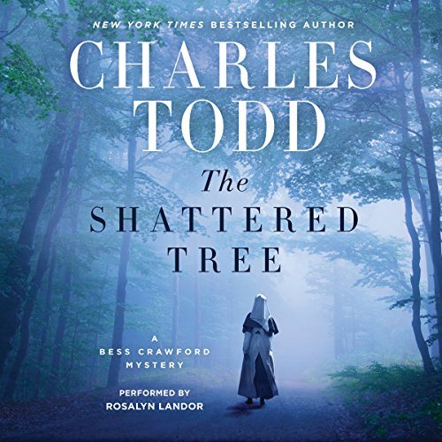 The Shattered Tree audiobook cover art