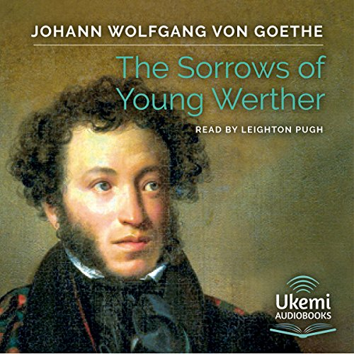 The Sorrows of Young Werther audiobook cover art