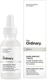 The Ordinary Lactic Acid 10% + Hialuronyc Acid 10%