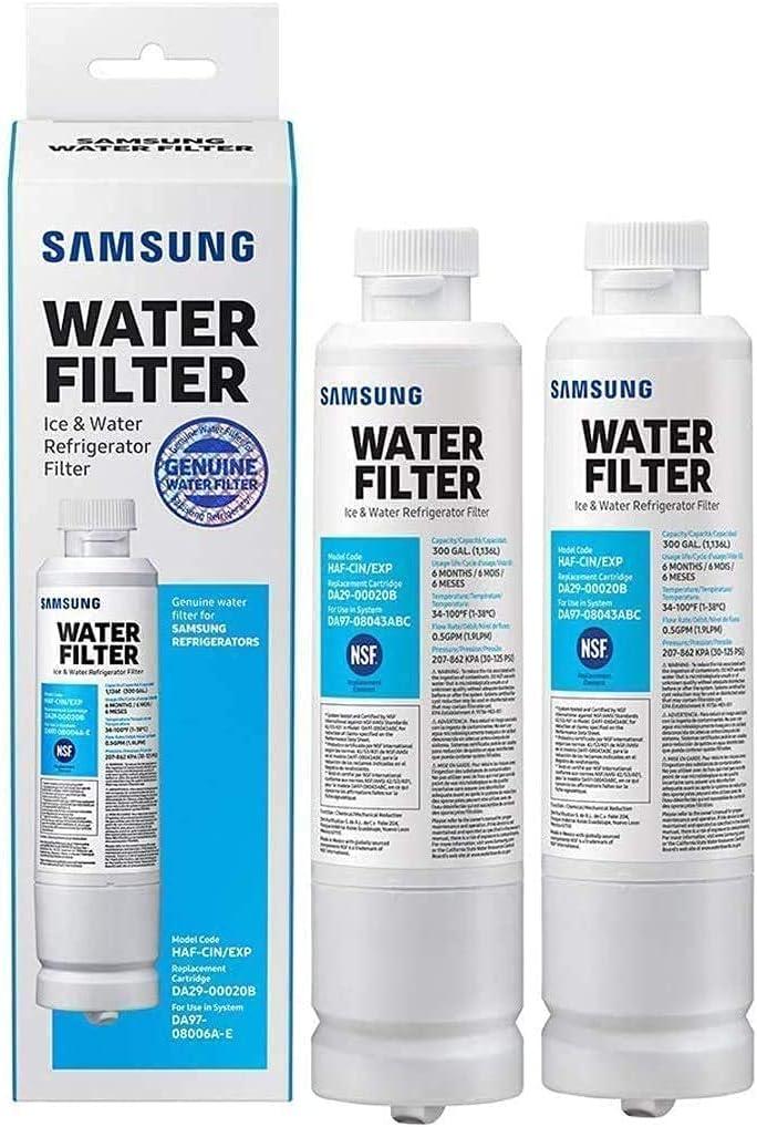 DA29-00020B Refrigerator Water Direct stock discount Replacement Arlington Mall compat Filter