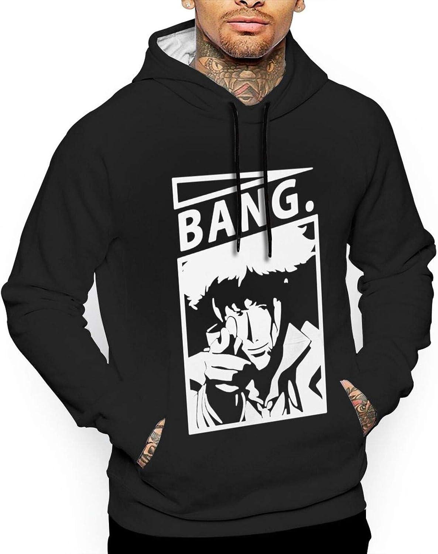 quality assurance Chicago Mall Cowboy Bebop Men Hoodie Sweatshirt Printing Full Fleeces
