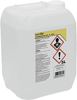 Eurolite Smoke fluid -B- Basic 5L Transparente - Accesorio de discoteca (Transparente, 5 kg)