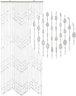 HAB & GUT -DV0273- Cortina para Puertas Gotas,