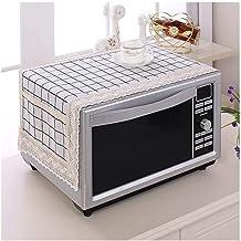 HHYK Microondas Horno de Aceite y Polvo Cubierta a Prueba de Cobertura for microondas Horno Utensilios de Cocina Cocina decoración decoración Horno microondas (Color : 6)