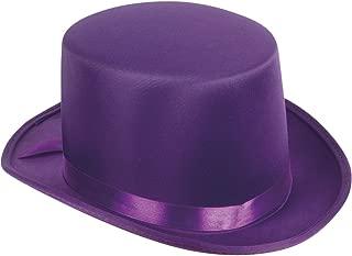 Satin Ribbon Halloween Costume Top Hat