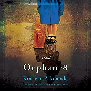 Orphan Number Eight cover art