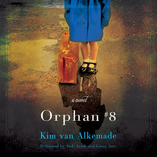 Orphan Number Eight audiobook cover art