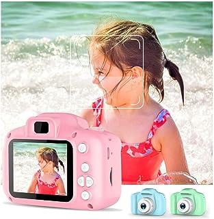 Niños Cámara Digital Cámara Digital De 32 GB SD Card para Niños 20 Pulgadas 1080P Videocámara del Video Cambio De Idioma Cumpleaños del Niño del Regalo Juguetes