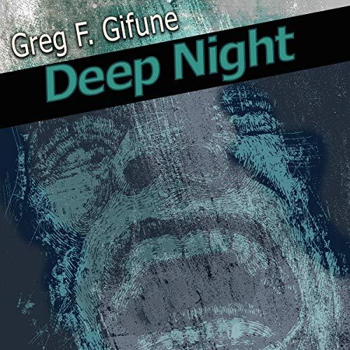 Deep Night audiobook cover art