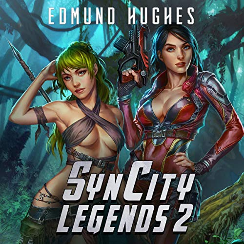 Syn City Legends 2 cover art
