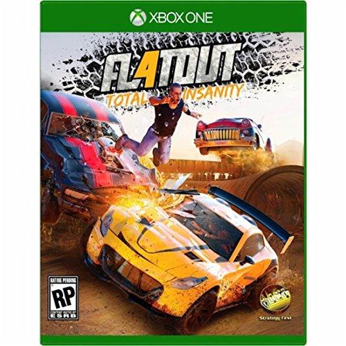 Flatout 4 Total Insanity Xbox One フラットアウト 4 総狂気の北米英語版 [並行輸入品]