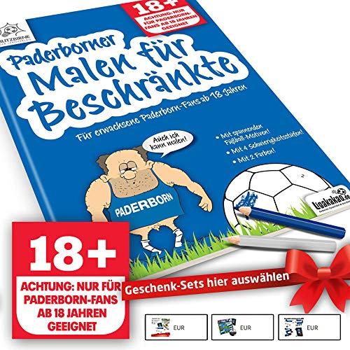 Paderborn Fanartikel ist jetzt Paderborner Malbuch für Beschränkte by Ligakakao.de