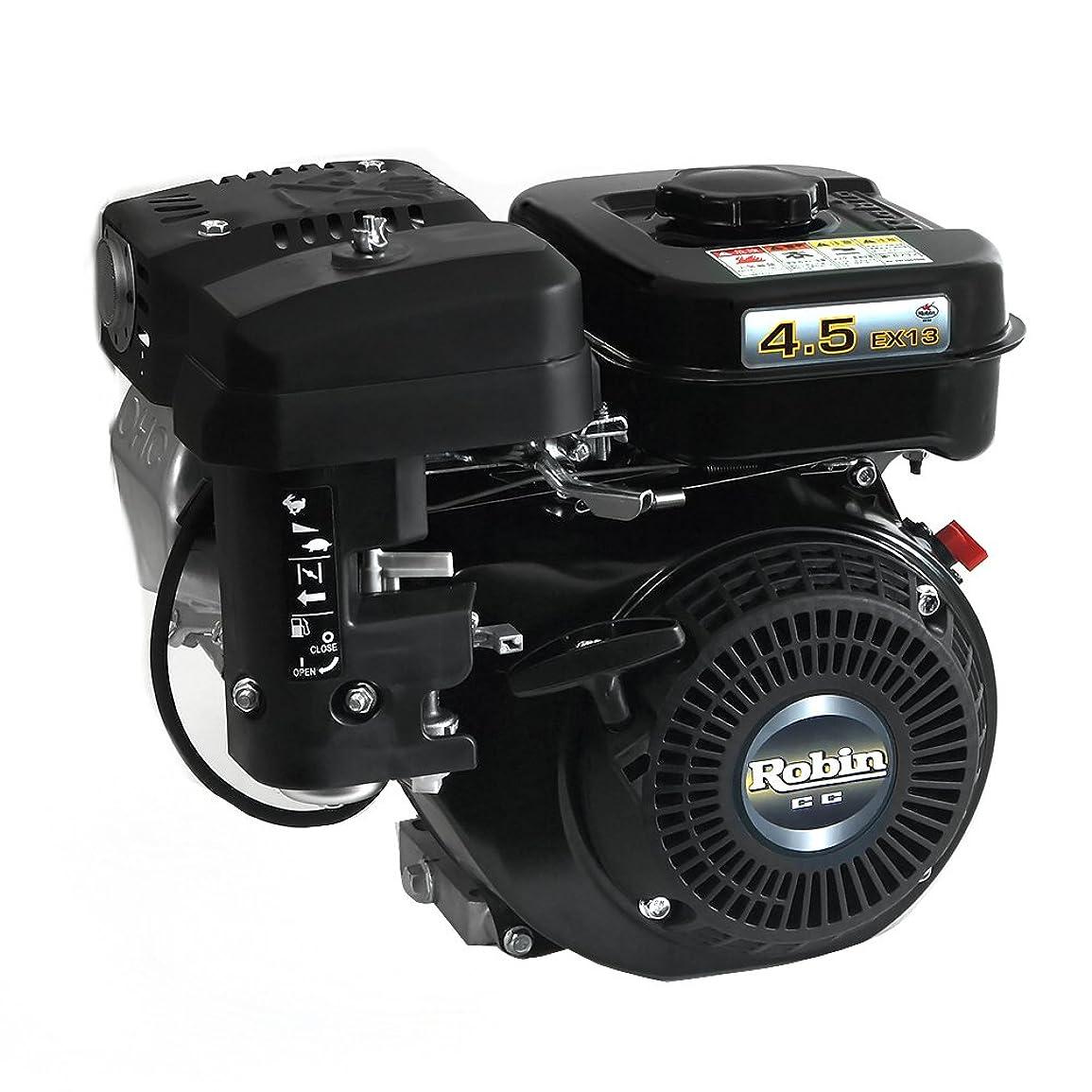 溝中性主張するロビン OHCガソリンエンジン EX13-2B (1/2減速型/最大4.3HP)