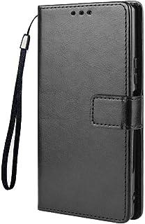 LAGUI fodral kompatibelt med Alcatel 1SE 2020, mogen och stabil plånboksfodral med kortfack, magnetisk stängning och flip-...